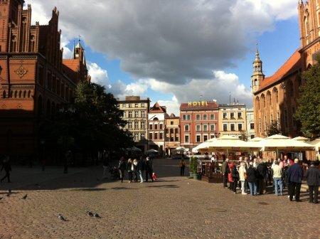 Toruń, Stary Rynek.